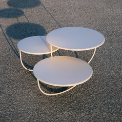 Trio Coffee Table | Coffee tables | La manufacture
