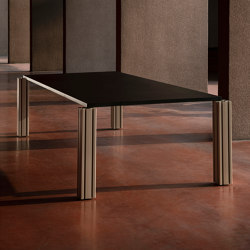 Work Extruded Table | Dining tables | La manufacture