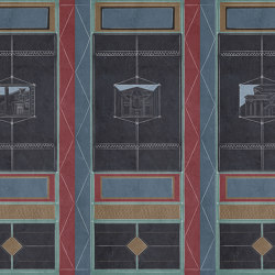 Pompeianus | Wall coverings / wallpapers | LONDONART