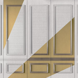 Boiseries Intersection | Wall coverings / wallpapers | LONDONART