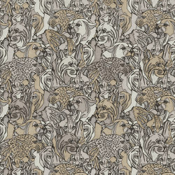 Felidi | Wall coverings / wallpapers | LONDONART