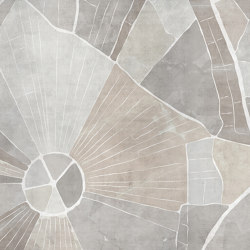 Above The Fields | Wall coverings / wallpapers | LONDONART
