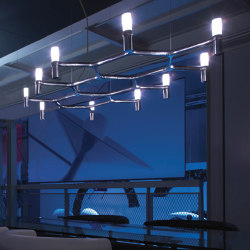 Crown Plana | Suspended lights | Nemo