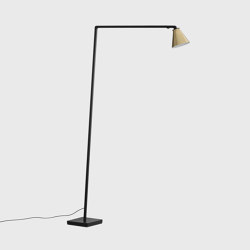 Untitled Reading Cone | Free-standing lights | Nemo