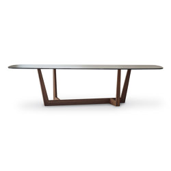 Art wood | Dining tables | Bonaldo