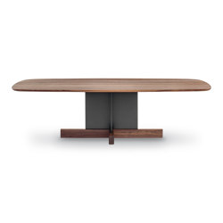 Cross Table | Dining tables | Bonaldo