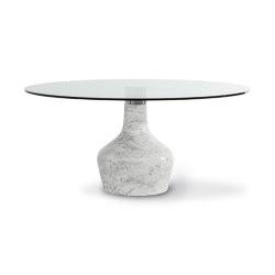 Curling | Tables de repas | Bonaldo