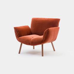 Pil armchair | Poltrone | Bonaldo