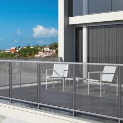 Comfort | M8100 | Balustrades / Handrails | ALUMIL