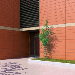 Smartia | Cladding M7000 | Facade systems | ALUMIL