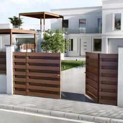 Smartia | FC50 | Fences | ALUMIL