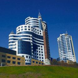 Smartia | M7 | Systèmes de façade | ALUMIL