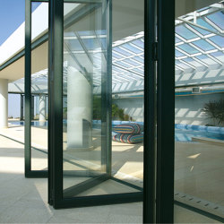 Smartia | M19800 | Patio doors | ALUMIL