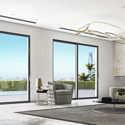Smartia | M45000 | Patio doors | ALUMIL