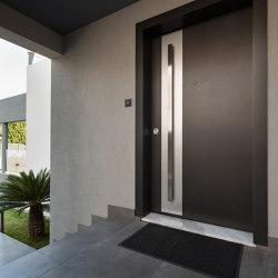 Smartia | MD67 | Porte casa | ALUMIL