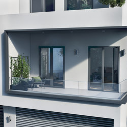 Smartia | S67 | Patio doors | ALUMIL