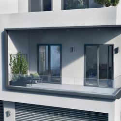 Smartia | S67 | Terrassentüren | ALUMIL