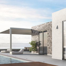 Smartia | S67 Phos | Patio doors | ALUMIL