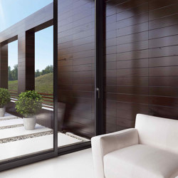 Smartia | S350 | Patio doors | ALUMIL