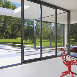 Supreme | S700 | Patio doors | ALUMIL
