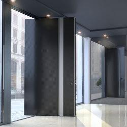 Supreme | SD115 | Entrance doors | ALUMIL