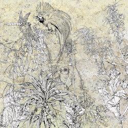 Ink Garden | Wall coverings / wallpapers | WallPepper