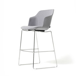 Clop | Bar stools | Diemme