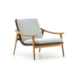 Fynn Outdoor | Sessel | Minotti