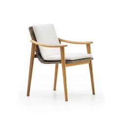 Fynn Outdoor | Chairs | Minotti