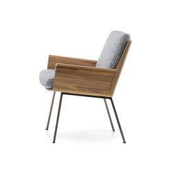 Daiki Outdoor | Chairs | Minotti