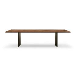 "Linha ""Dining"" | Dining tables | Minotti"