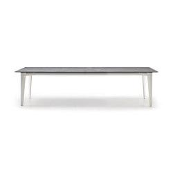 Terrace | Dining tables | Minotti