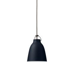 Caravaggio™ | Matt P1 Dark Ultramarine | Suspended lights | Fritz Hansen