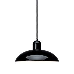 Kaiser Idell™ | 6631-P, Black | Lámparas de suspensión | Fritz Hansen