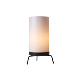 PM-02 | opal/black | Table lights | Fritz Hansen