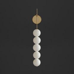Abacus | Wall lights | Terzani