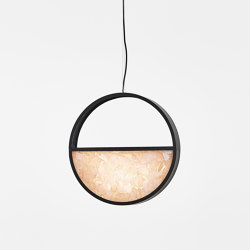 Geometric Circle 1/2 Bottom PC1142 | Suspended lights | Brokis