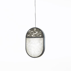 Geometric Oval Full Top PC1146 | Lampade sospensione | Brokis