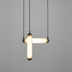 Puro Solo Vertical 400 PC1155 | Suspended lights | Brokis