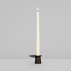 Orbit 01 (Oil-rubbed bronze) | Candlesticks / Candleholder | Roll & Hill