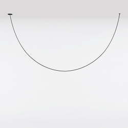Pole 03 - Ceiling to Ceiling (Black) | Suspended lights | Roll & Hill