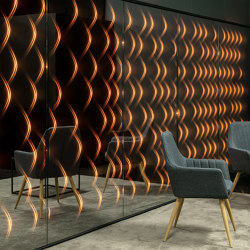ETTLIN LUX® Mirrorglass | Mirrorwall for individual design concepts | Espejos | ETTLIN LUX®