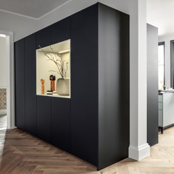 next125 wardrobe | Cloakroom cabinets | next125