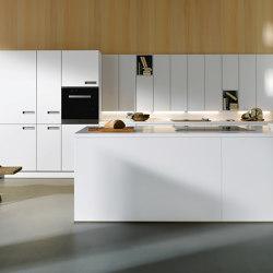 NX 110 Blanco cristal | Cocinas integrales | next125