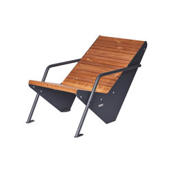 Boomerang | Deck chair | Sillones | Punto Design