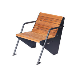 Boomerang | Bench | Sessel | Punto Design