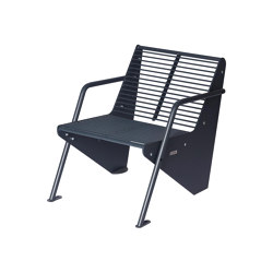 Boomerang | Bench | Armchairs | Punto Design