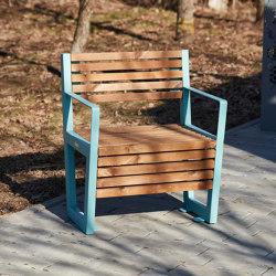 Boston   Bench   Chairs   Punto Design