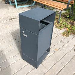 Box   Litter bin   Cubos basura / Papeleras   Punto Design