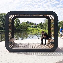 Cube | Pavilion | Gazebos | Punto Design
